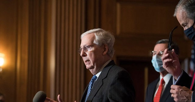 , Republican Strategists: GOP Grassroots Reject Joe Biden's InfrastructurePlans as Mitch McConnell Deliberates, Nzuchi Times Breitbart