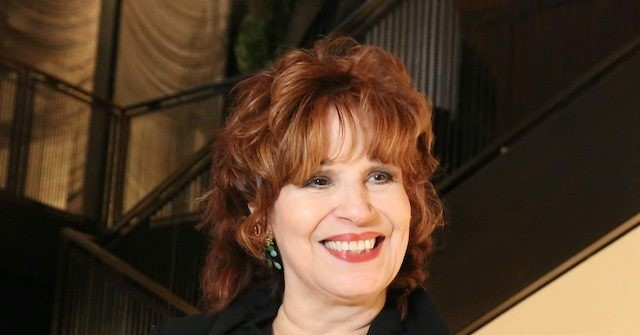 , Behar: Ironic Trump 'Insurrectionists' Think Waving a Flag 'Makes Them More American Than Me', Nzuchi Times Breitbart