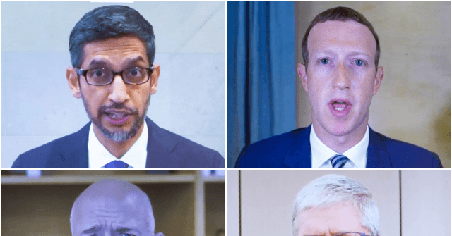 , Big Tech, Chamber of Commerce, Outsourcing Industry Unite to Keep Foreign Workers in American Jobs, Nzuchi Times Breitbart