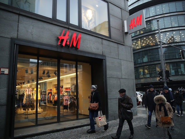 China Increases Pressure on H&M After Vow to Avoid Slave Cotton