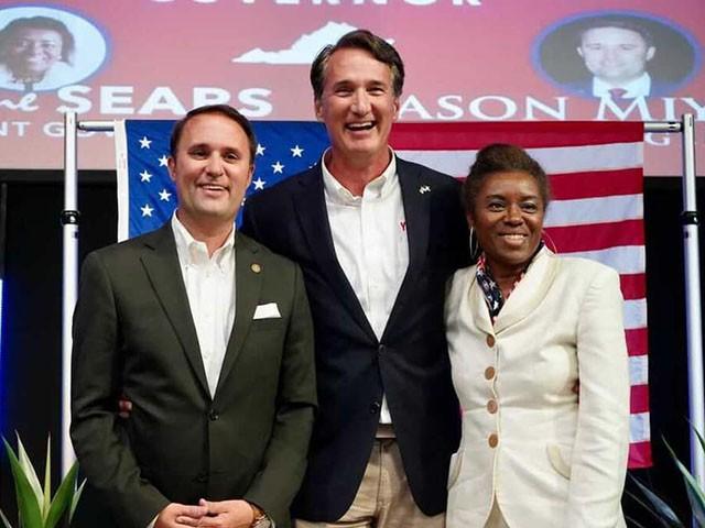Watch Black Caucus Endorses VA Republican Youngkin After Backing McAuliffe in 2013 – US Politics News