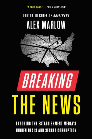 , Nolte: Marlow's 'Breaking the News' Warned of Center for Countering Digital Hate's Blacklists, Nzuchi Times Breitbart