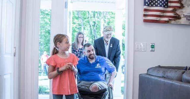 , New Jersey Veteran Receives 'Smart Home' from Tunnel to Towers Foundation, Nzuchi Times Breitbart