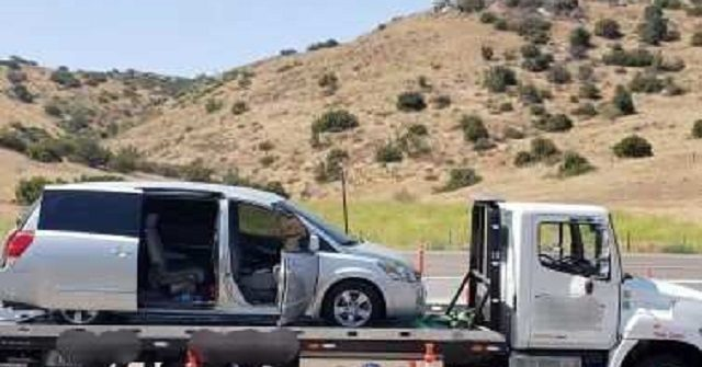 , Two Armed Human Smugglers Arrested at California Border Interior Checkpoints, Nzuchi Times Breitbart
