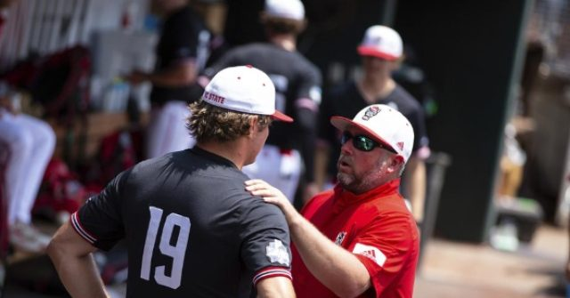 , NCAA Declares NC State Out of CWS Because of COVID-19 Issues, Nzuchi Times Breitbart
