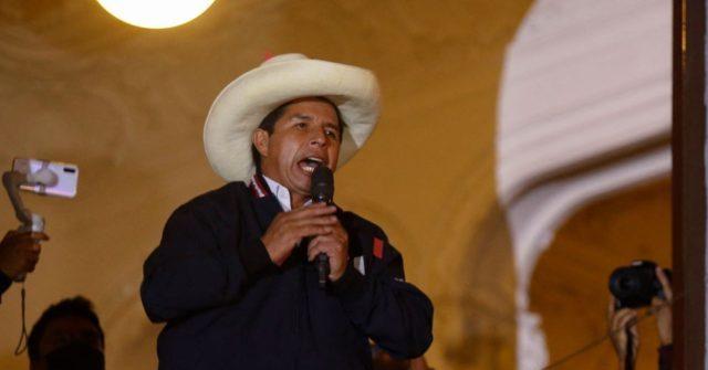 , Leninist Emerges Apparent Winner of Peru Presidency amid Fraud Claims, Nzuchi Times Breitbart