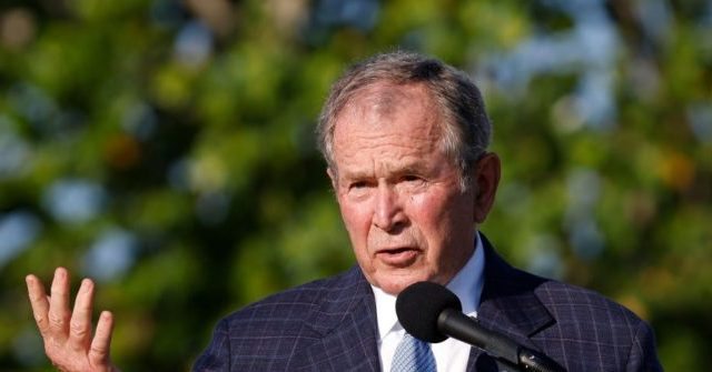 , George W. Bush Center: Amnesty for Illegal Aliens 'Essential' to Securing Southern Border, Nzuchi Times Breitbart