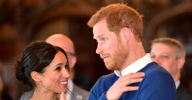 , Meghan and Harry Rejected Earl of Dumbarton Title for Son Because It Contained the Word 'Dumb': Claim, Nzuchi Times Breitbart