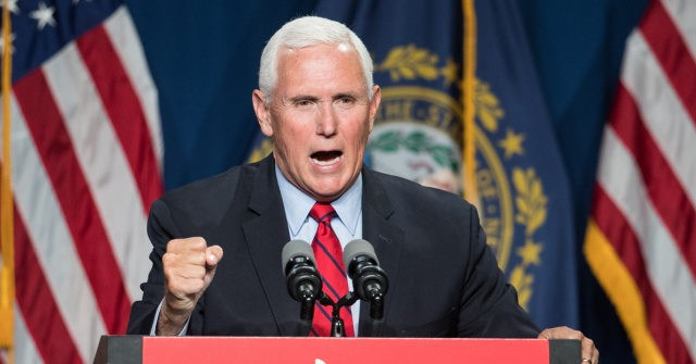 , WATCH — Mike Pence: Critical Race Theory Teaches Kids to Be 'Ashamed of Their Skin Color', Nzuchi Times Breitbart