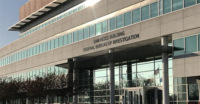 , One Hospitalized After 'Hazmat Incident' at Baltimore County FBI Building, Nzuchi Times Breitbart