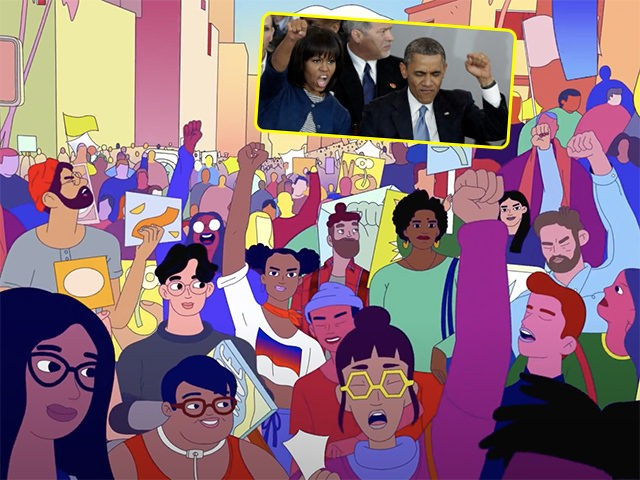 The Obamas' 'We the People' Is a Woke 'Schoolhouse Rock'