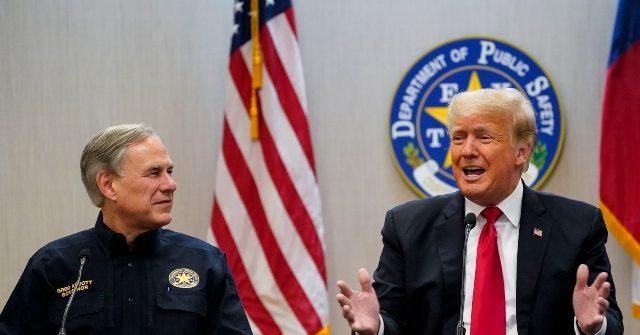 , Donald Trump Border Visit: Joe Biden Either 'Incompetent' or Actually Wants Open Borders, Nzuchi Times Breitbart