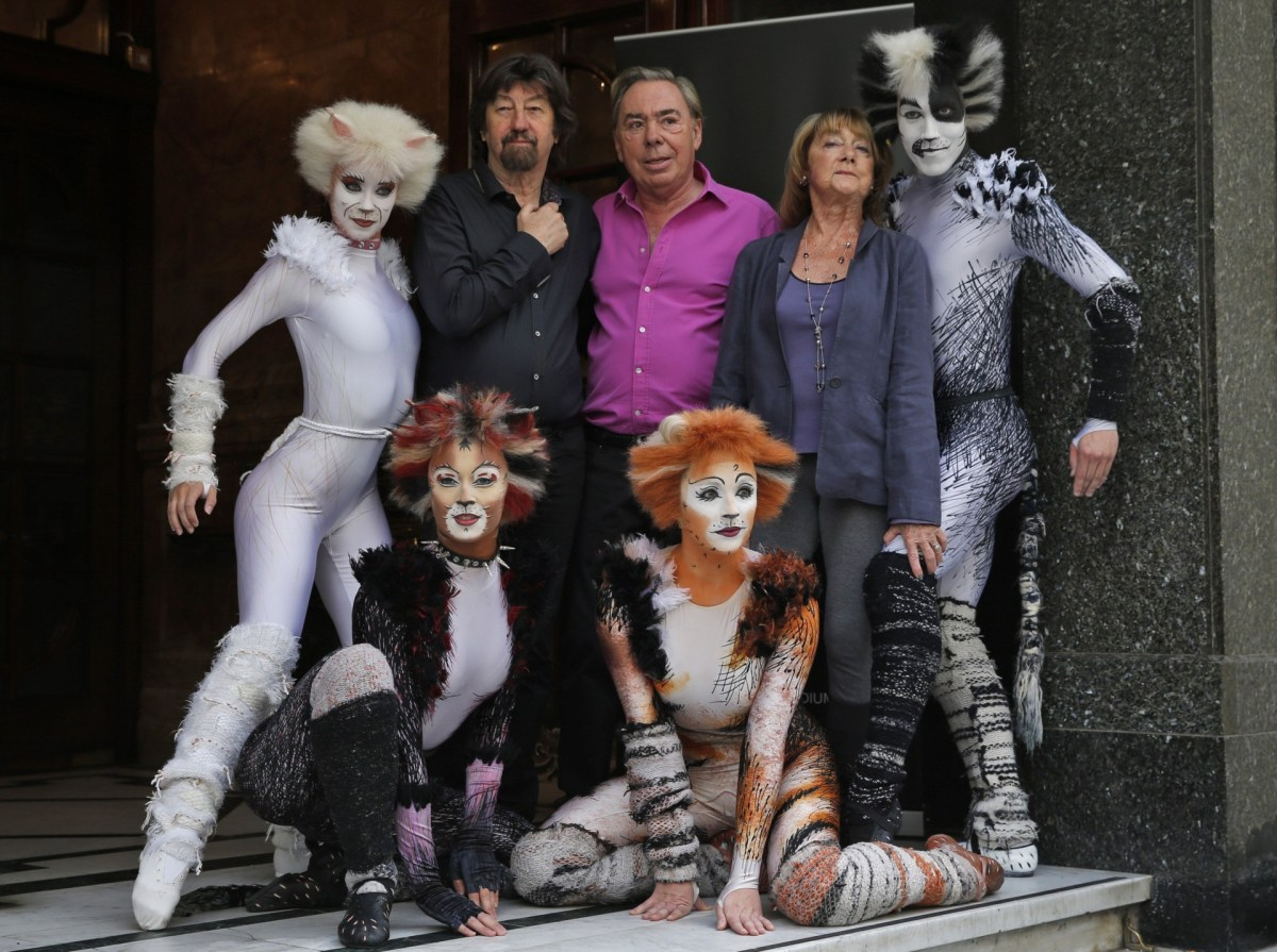 , Andrew Lloyd Webber Cancels 'Cinderella' Show: Government's COVID Isolation Guidance Forced This 'Devastating Decision', Nzuchi Times Breitbart