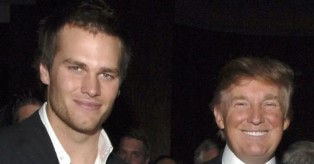 , Five Times Tom Brady Called Trump a Friend Before Stabbing Him and His Supporters in the Back, Nzuchi Times Breitbart