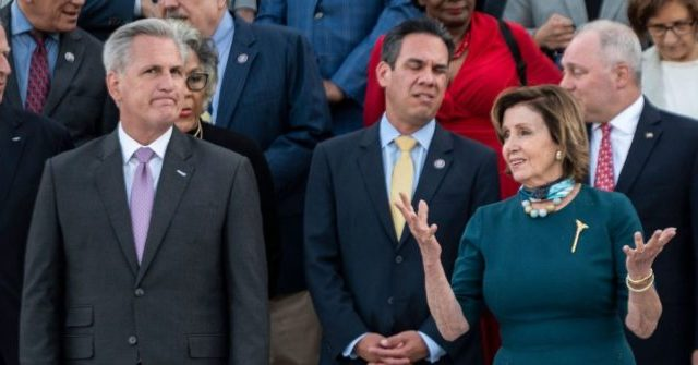 , Kevin McCarthy to Pull Republicans offJanuary 6 'Crucifix Committee' After Pelosi Rejected Banks and Jordan, Nzuchi Times Breitbart