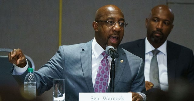 , Raphael Warnock at Georgia 'Voter Suppression' Hearing: We're in '9-1-1 Emergency for Our Democracy', Nzuchi Times Breitbart