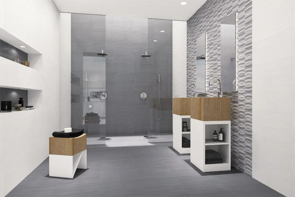 Carrelage Salle De Bain Bricoman Bright Shadow Online