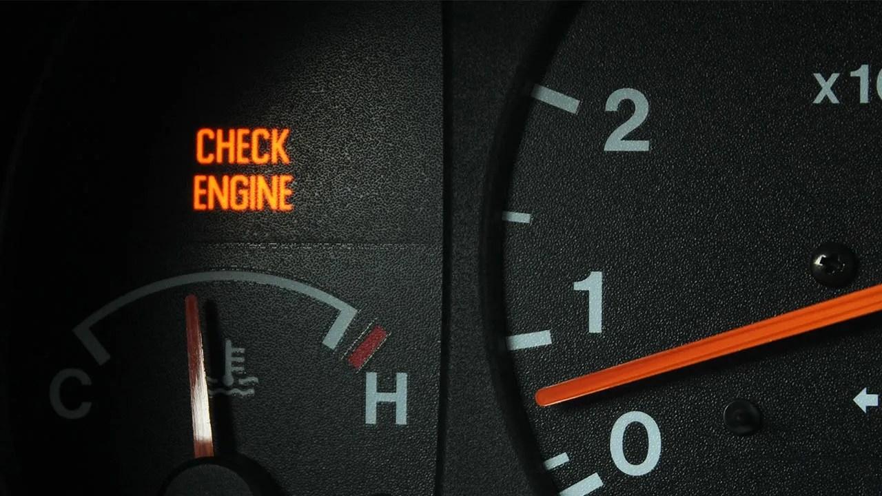 Top 10 CheckEngine Light Car Repairs  Bankratecom