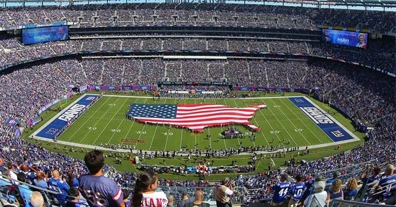 The 5 Most Expensive NFL Stadiums To Attend Bankratecom