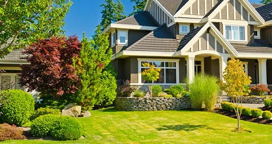 landscape home sell