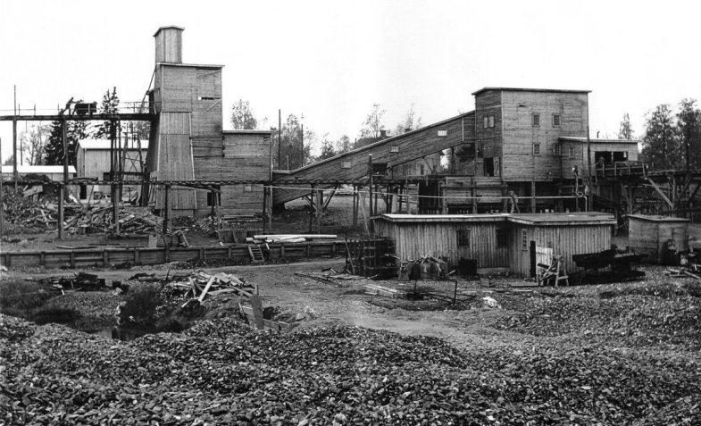 1, Bäckgruvan, Meling 1946
