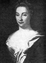 Anna Catharina Timm, gift med assesor Henrik Timm efter Tidich Gunnarssons död.