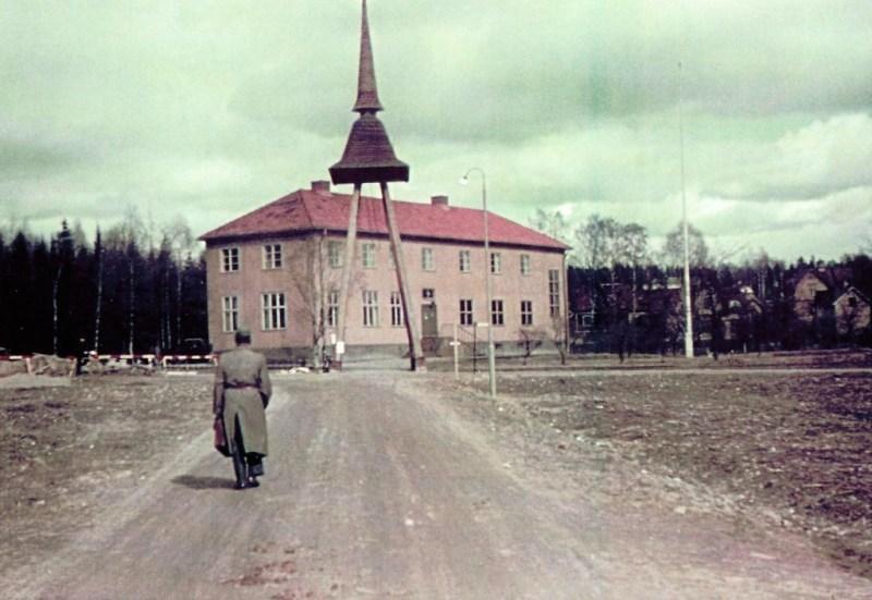 Bruksgården, 1945