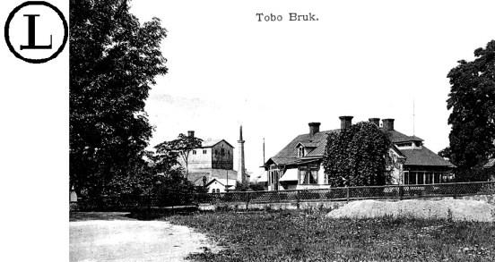 Tobo Bruk på 1930-talet
