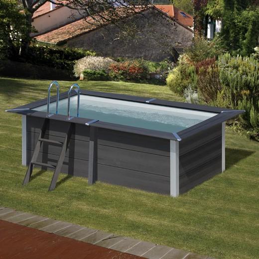 piscine rectangulaire gre en composite