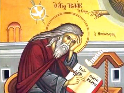 Резултат слика за Преподобни Исак Сирин