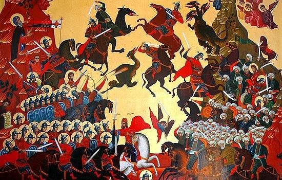Ikona Boj na Kosovu