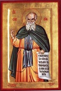 Sveti prepodobni Sava Osvećeni
