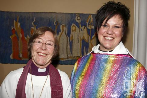 Eva Brune švedska gej ,,episkopica''