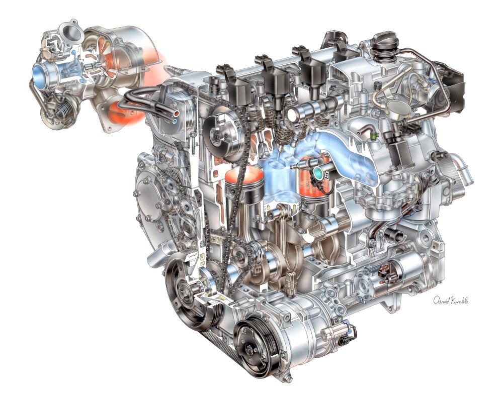 medium resolution of buick regal engine brainpower is industry s quickest acura tsx engine diagram buick regal engine diagram