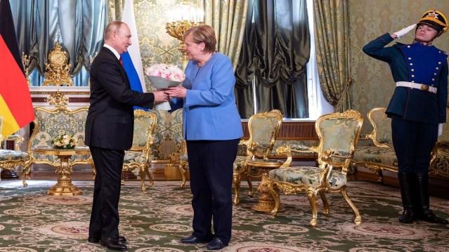 La géopolitique de la crise du gaz: Poutine a fermement la mainmise sur l'Europe, pour le plus grand désarroi des États-Unis