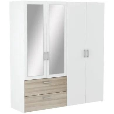 soldes achat armoire placard pas