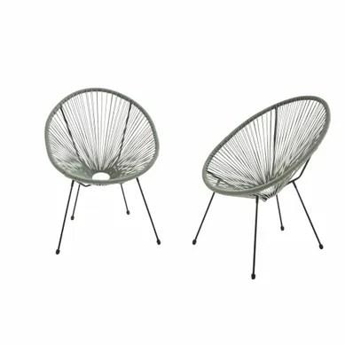 achat canape fauteuil de jardin pas