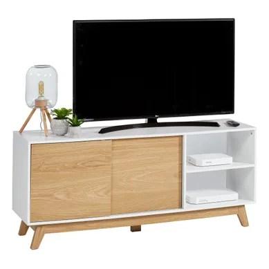 table basse meuble tv scandinave