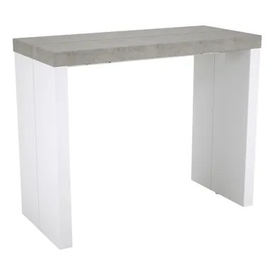 buffet table console extensible
