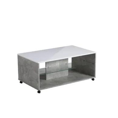 table basse gris pas cher but fr