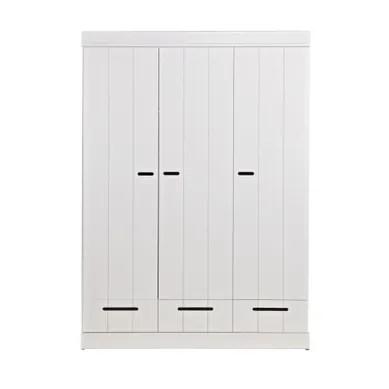 armoire placard bois massif