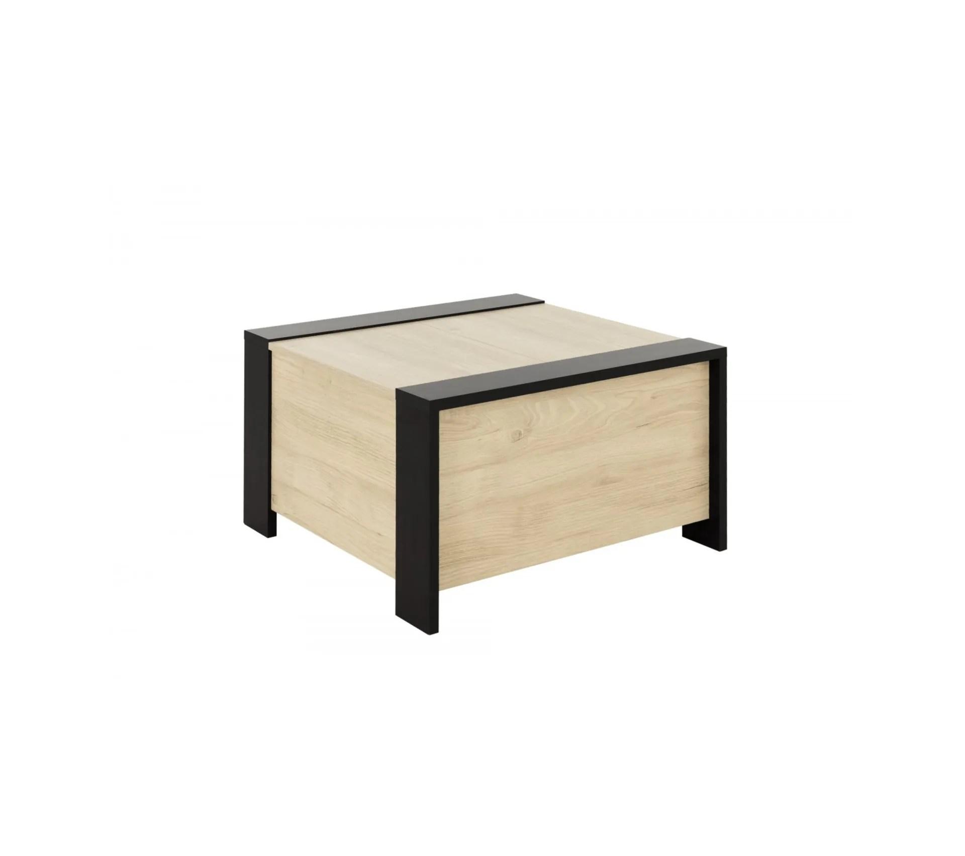 table basse avec rangement bar aurora fabrication francaise