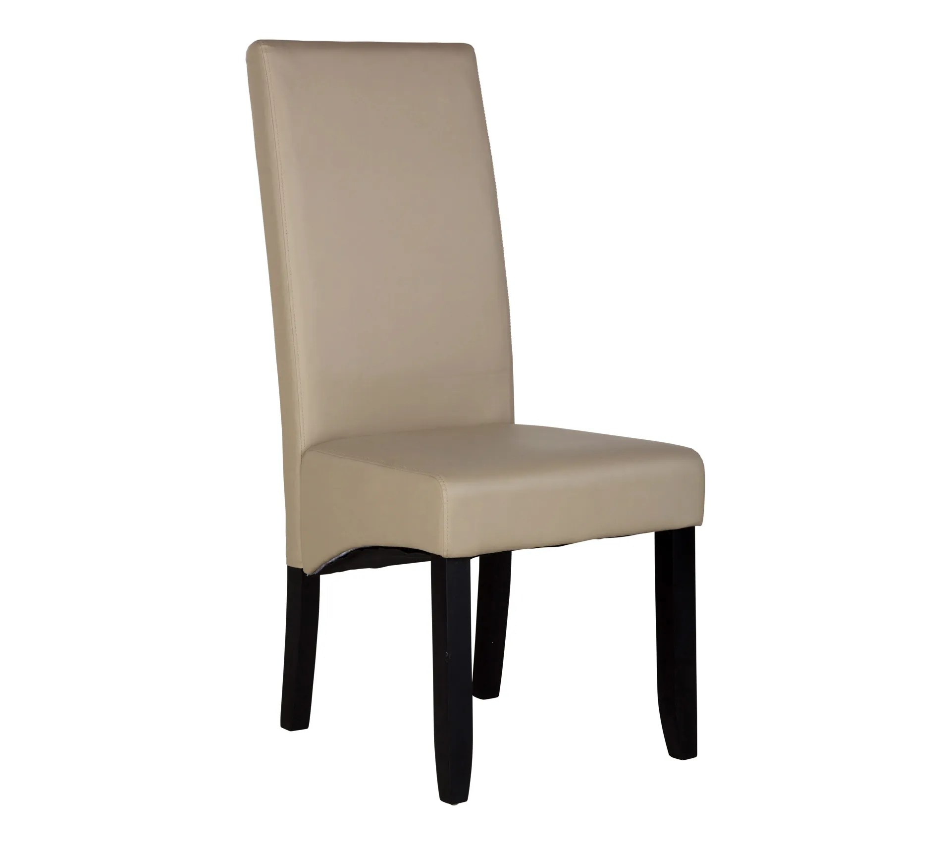 chaise valentino 3 taupe