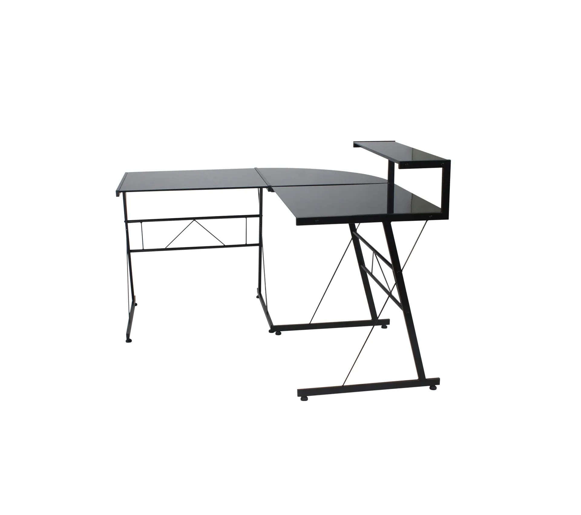 bureau dangle style 3 noir