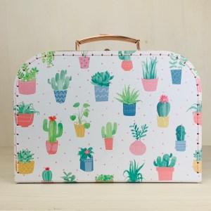 Pappväska Kaktus