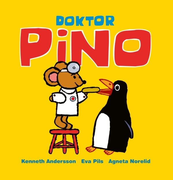 Barnbok 0-4 år -Doktor Pino