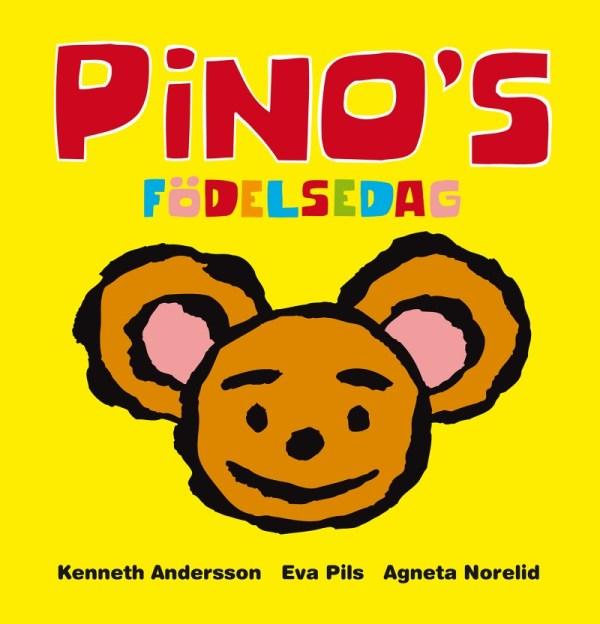 Pinos födelsedag barnbok