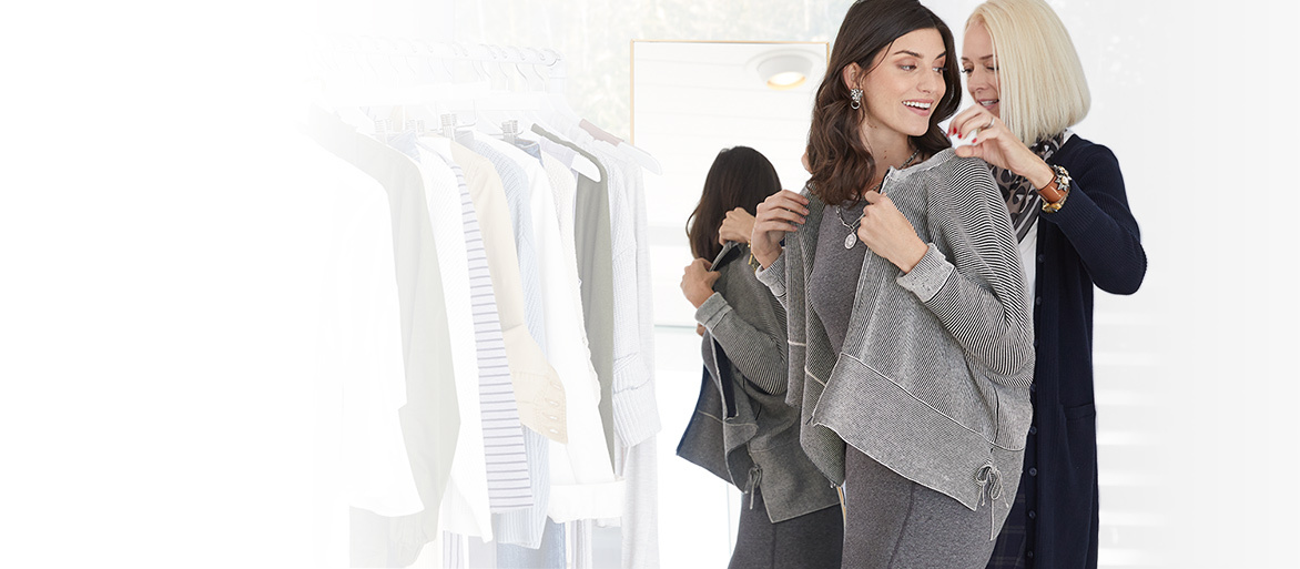 personal shopping at home