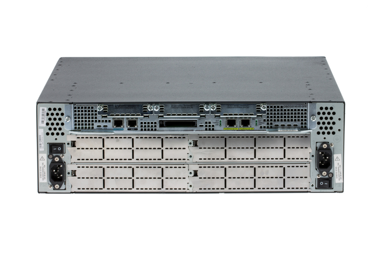 Ethernet Switch With Network Distribution Module