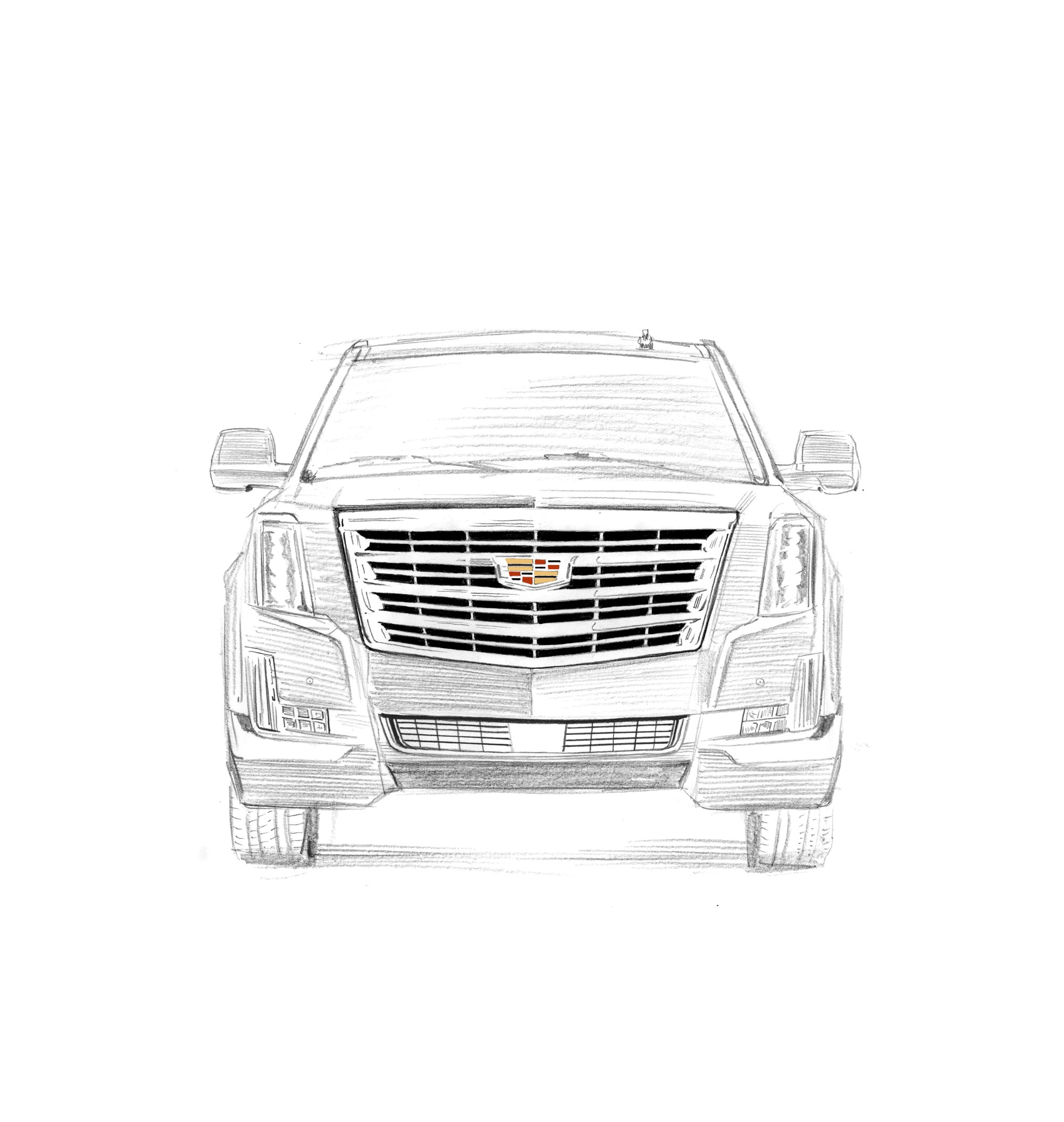 hight resolution of 2007 cadillac escalade front bumper part diagram